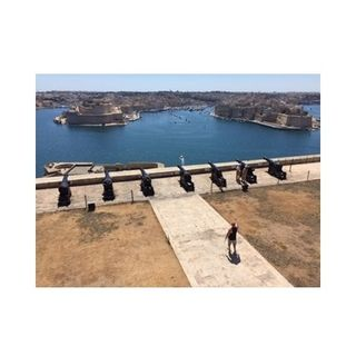 #malta The war of Valletta