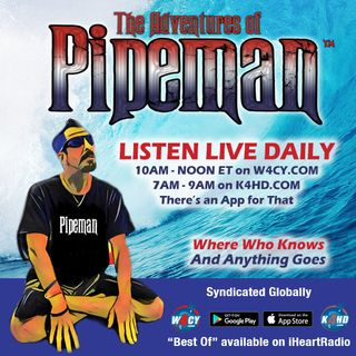 Pipeman Interviews Norman of As Strange As Angels