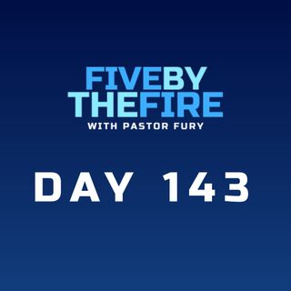 Day 143 -  Providence and Provision (SPECIAL EPISODE)