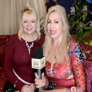 Radio Interview with Celebrity Image Consultant - Cindy Targosz by Galina Capanni