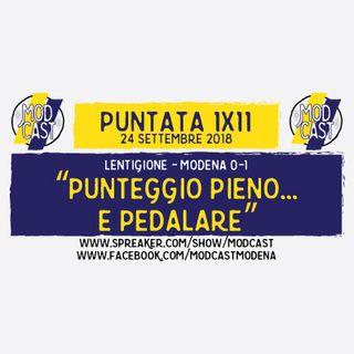 """ModCast - """"Punteggio pieno... e pedalare"""" - 1x11"""