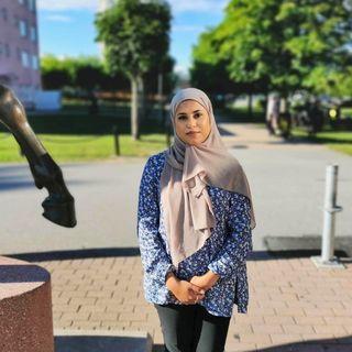 Sommarprat med Nadja Awad