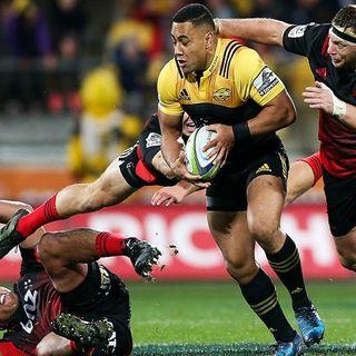 !!Super Rugby!!!Hurricanes Vs Crusaders
