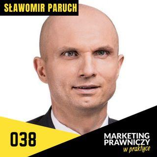 MPP#038 Jak zbudować kancelariępierwszego wyboru – Sławomir Paruch