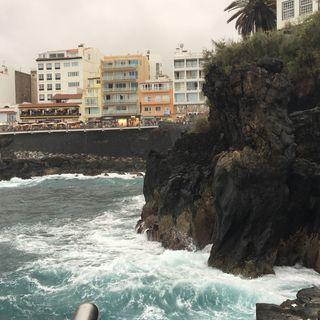 Sonidos para salir de casa – El Rincón del agua – Puerto de la Cruz (Tenerife)