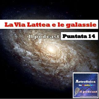 La Via Lattea e le galassie - Puntata 14