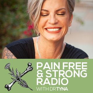 Episode24- Pain-Free & Strong Radio with Dr. Tyna Moore and Kiran Krishnan
