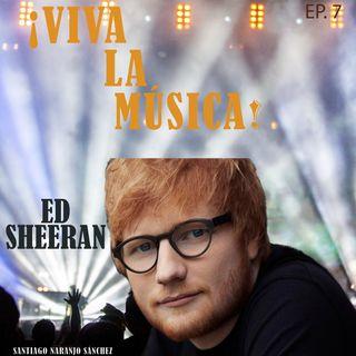 T01E06 Ed Sheeran: La historia de Shape of You y Photograph