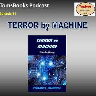 Ep14-Audio Book Trailer - Terror by Machine