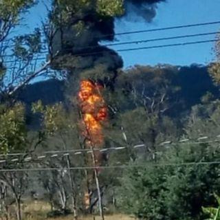 Explota toma clandestina de combustible en Morelia