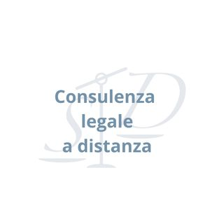 Consulenza legale a distanza