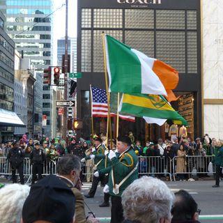 Celebrando St. Patrick's Day en NYC