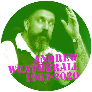 The Tuesday Tapes | Andrew Weatherall tribute