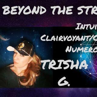 Spiritual Numerologist Trisha Gelder 08-05-18