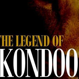 Author -Daon Johnson, The Legend Of Kondoo