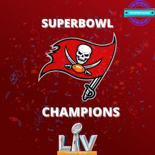 NFL Champions the Tampa Bay Buccaneers