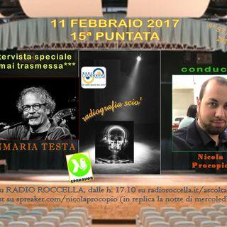 Radiografia Scio' - N.15 del 11-02-2017
