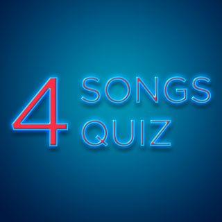 4 Songs Quiz #4