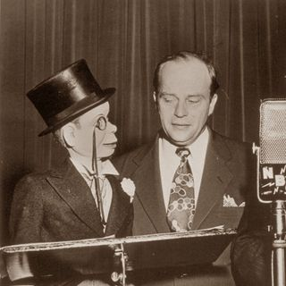 Classic Radio Theater for January 22, 2019 Hour 2 - Edgar and Charlie