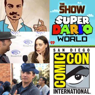SDW Ep. 52: Derek Sante & Comic-Con