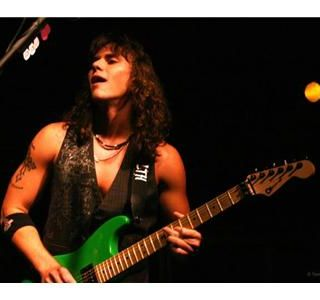 Eps 50: Interview 1/2: Chris Michael Taylor ~ rock guitarist