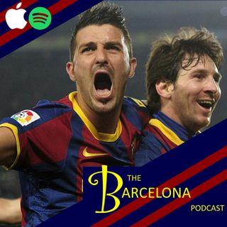 Is David Villa a Barcelona legend? Diego Maradona, Mauricio Pochettino, and Oriol Busquets [TBPod166]