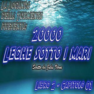 20000 Leghe sotto i mari - Parte 2 - Capitolo 01