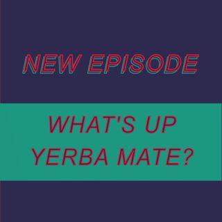 035 - What's up Yerba Mate?