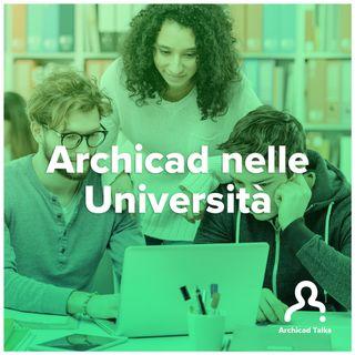 Archicad dalle aule universitarie allo Studio di Architettura