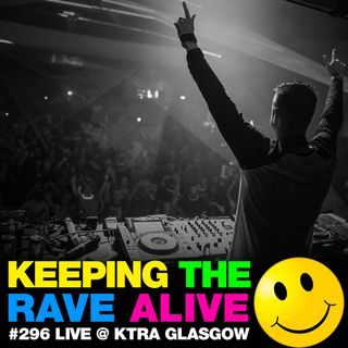 Episode 296: Kutski live at KTRA Glasgow!