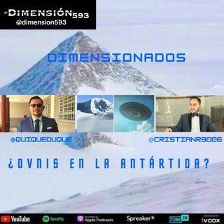ALIENIGENAS en la Antártida || Piramides || Naves || Bases secretas