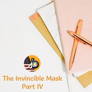 Lewis Howes: Invincible Mask - Part IV