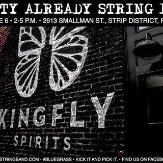 Sweaty Already String Band Live at Kingfly on 2021-06-06 Ev'rybody's Darlin'