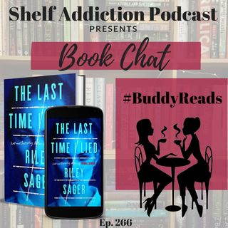 #BuddyReads Discussion of The Last Time I Lied | Book Chat