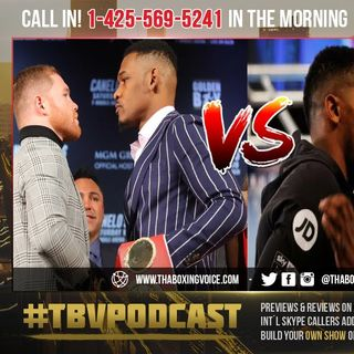 🚨AJ vs Miller & Canelo vs Jacobs Dazn Press Tours🤔Which was Better😱⁉️