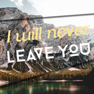 Ezekiel Shibemba: I Will Never Leave You