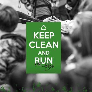 Keep Clean and Run for Peace, il plogging più lungo del mondo