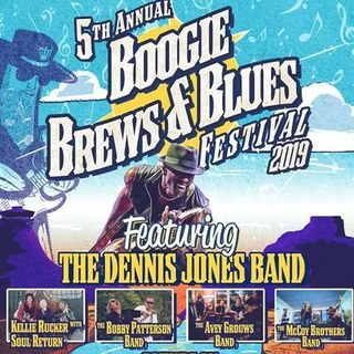 Yuma Boogie, Brews and Blues Festival 2019 on Big Blend Radio
