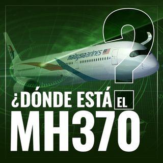 Dónde está el MH370?