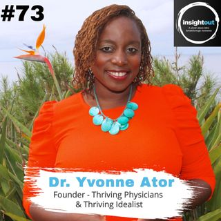 How to Avoid Burnout - Dr. Yvonne Ator