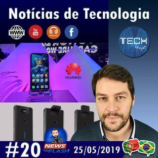 ASUS Zenfone 6, Huawei banida, Honor  20 - Notícias tecnologia #20