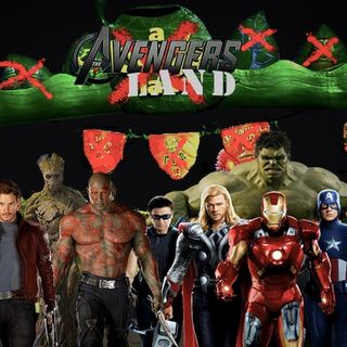 Ep. 10: The Avengers Squash A Bugs Land