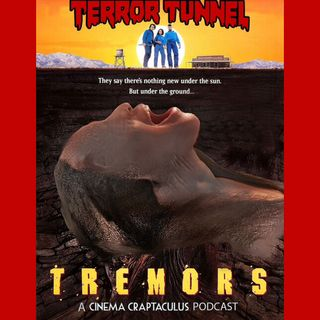 "Presents Terror Tunnel 08: ""Tremors"""