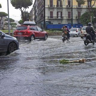 Violento nubifragio si abbatte su Palermo: due morti
