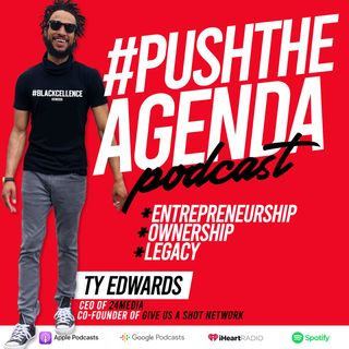Episode 2 - Slay the dragon... #PushTheAgenda