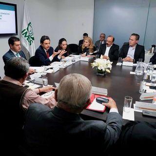 Senadores sugieren al IMSS a enviar iniciativa sobre pensiones