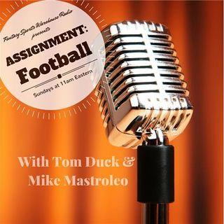 ASSIGNMENT: Football - Episode 19