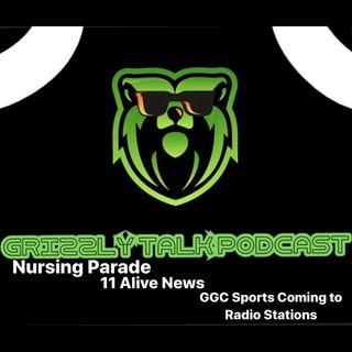 GTP-Nursing parade,11Alive News,GGC Sports on Radio Station