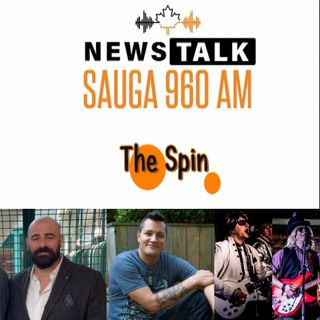 The Spin - August 25, 2020 - NHL Players in the Bubble & Music at the Upcoming Chosen Few Ribfest