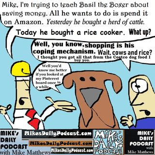MikesDailyPodcast1803Pup
